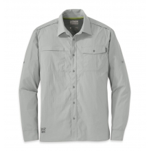 Men's Baja L/S Sun Shirt by Outdoor Research