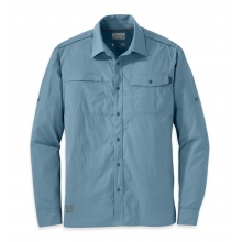 Men's Baja L/S Sun Shirt by Outdoor Research in Wayne Pa