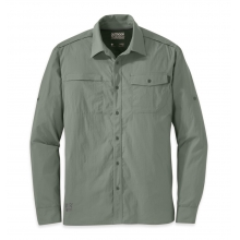 Men's Baja L/S Sun Shirt by Outdoor Research in Portland Or