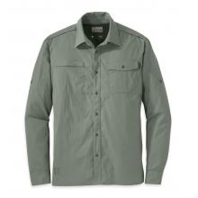 Men's Baja L/S Sun Shirt by Outdoor Research in Truckee Ca