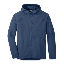 Men's Ferrosi Hooded Jacket by Outdoor Research in Coeur Dalene Id