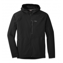 Men's Ferrosi Hooded Jacket by Outdoor Research in San Francisco Ca
