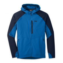 Men's Ferrosi Hooded Jacket by Outdoor Research in Lakewood Co