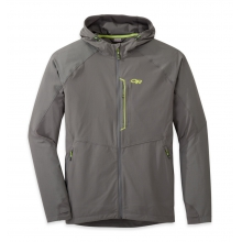 Men's Ferrosi Hooded Jacket by Outdoor Research in Corvallis Or