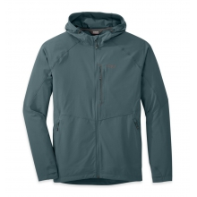 Men's Ferrosi Hooded Jacket by Outdoor Research in West Hartford Ct