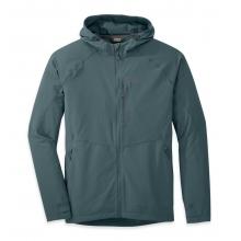 Men's Ferrosi Hooded Jacket by Outdoor Research in Folsom Ca