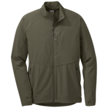 Men's Ferrosi Jacket by Outdoor Research in Canmore Ab