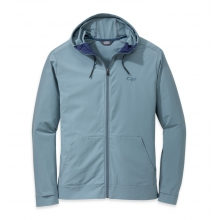 Men's Ferrosi Metro Hoody by Outdoor Research in Iowa City Ia