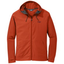 Men's Ferrosi Crosstown Hoody by Outdoor Research in Edmonton Ab