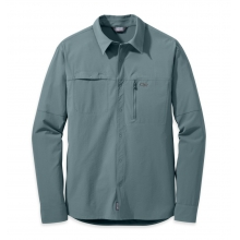 Men's Ferrosi Utility L/S Shirt by Outdoor Research in Wayne Pa