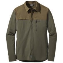 Men's Ferrosi Utility L/S Shirt by Outdoor Research in Anchorage Ak