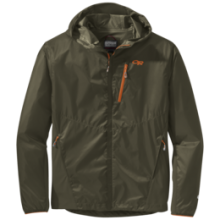 Men's Helium Hybrid Hooded Jacket by Outdoor Research in Vancouver Bc