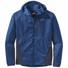 Men's Helium Hybrid Hooded Jacket by Outdoor Research in Durango Co