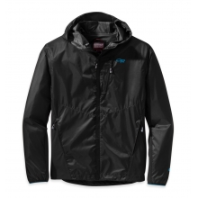 Men's Helium Hybrid Hooded Jacket by Outdoor Research in Corvallis Or
