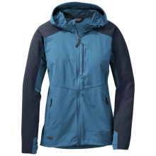 Women's Ferrosi Hooded Jacket by Outdoor Research