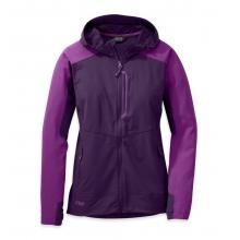 Women's Ferrosi Hooded Jacket by Outdoor Research in Seattle Wa
