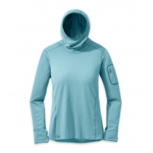 Women's La Paz Sun Hoody by Outdoor Research in Wayne Pa