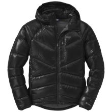 Men's Incandescent Hooded Down Jacket