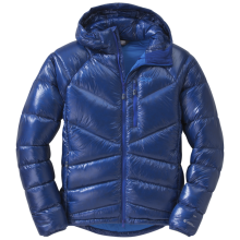 Men's Incandescent Hooded Down Jacket by Outdoor Research in Waterbury Vt