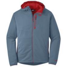 Men's Ascendant Hoody by Outdoor Research in Mobile Al
