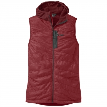 Men's Deviator Hooded Vest by Outdoor Research in Medicine Hat Ab