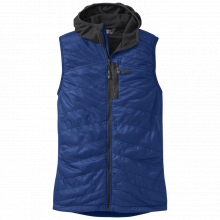 Men's Deviator Hooded Vest by Outdoor Research in Arcadia Ca