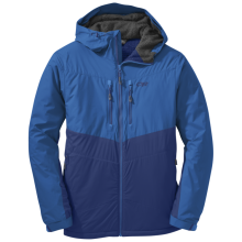 Men's AlpenIce Hooded Jacket by Outdoor Research in Lafayette Co