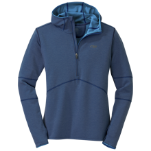 Men's Shiftup Half Zip Hoody by Outdoor Research in Virginia Beach Va