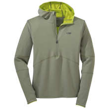 Men's Shiftup Half Zip Hoody by Outdoor Research in Vancouver Bc