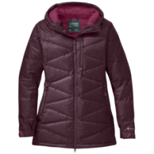Women's Floodlight Down Parka by Outdoor Research in Oxnard Ca