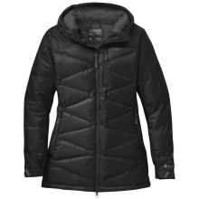 Women's Floodlight Down Parka by Outdoor Research in Cincinnati Oh