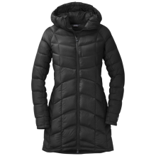 Women's Sonata Ultra Down Parka by Outdoor Research in Wilmington Nc