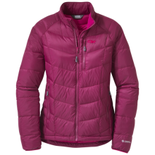 Women's Sonata Down Jacket by Outdoor Research in Cincinnati Oh