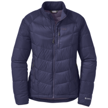 Women's Sonata Down Jacket by Outdoor Research in Sylva Nc