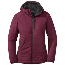 Women's Ascendant Hoody by Outdoor Research in Canmore Ab