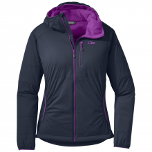 Women's Ascendant Hoody by Outdoor Research in Nanaimo Bc