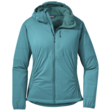 Women's Ascendant Hoody by Outdoor Research in Nelson Bc