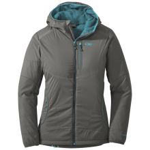 Women's Ascendant Hoody by Outdoor Research in Dublin Ca
