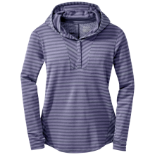 Women's Keara Hooded Henley