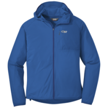Men's Tantrum II Hooded Jacket by Outdoor Research in Roseville Ca
