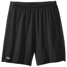 Men's Airfoil Shorts by Outdoor Research in Anchorage Ak
