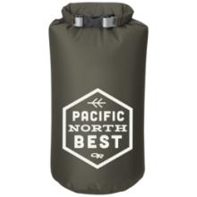 Graphic Dry Sack 10L PNW Badge