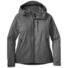 Women's Optimizer Jacket by Outdoor Research in Canmore Ab