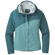 Women's Panorama Point Jacket by Outdoor Research in Nanaimo Bc