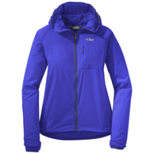Women's Tantrum II Hooded Jacket by Outdoor Research in Anchorage Ak
