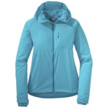 Women's Tantrum II Hooded Jacket by Outdoor Research in San Jose Ca