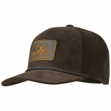 Advocate Cord Trucker Cap by Outdoor Research in Leeds Al
