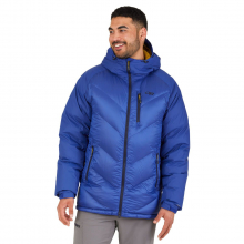 Men's Alpine Down Hooded Jacket by Outdoor Research in Wielenbach Bayern