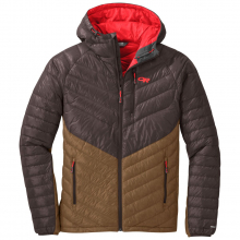 Men's Illuminate Down Hoody by Outdoor Research in Nanaimo Bc