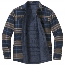 Men's Kalaloch Reversible Shirt Jacket by Outdoor Research in Anchorage Ak